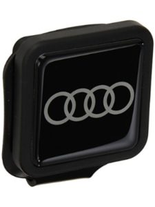 Audi trailer hitch cover