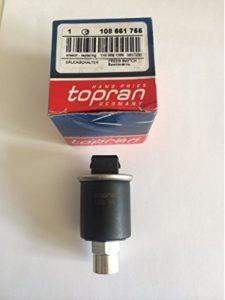 TOPRAN audi tt  ac pressure switches
