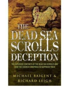 ARROW BOOKS LTD author  dead sea scrolls
