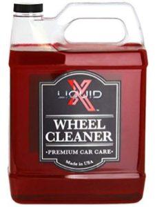 Liquid X Premium Car Care wheel cleaner
