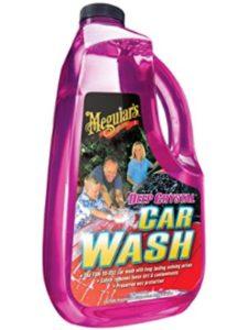 Meguiar's autozone  car wash soaps