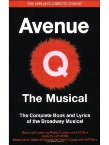 Applause Theatre & Cinema Books avenue q  broadway musicals