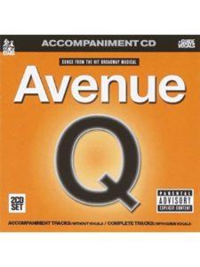 amazon avenue q  broadway musicals