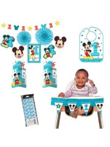 Amscan    baby bib decorating kits