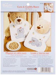 Plaid Inc    baby bib decorating kits