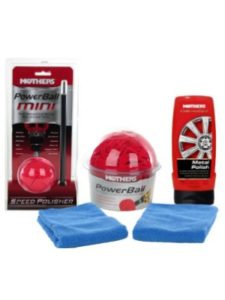 Mothers ball  wheel cleanings