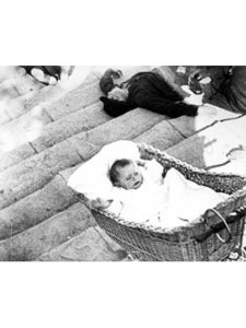 Granger Collection battleship potemkin  baby carriages
