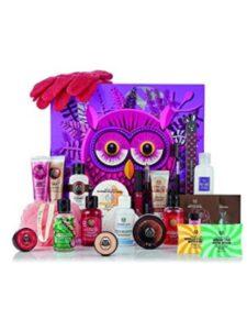 Buth-na-Bodhaige Inc, d/b/a The Body Shop beauty  box advent calendars