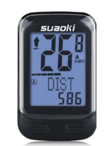 SUAOKI bicycle  rpm meters