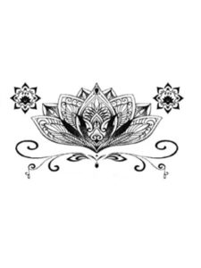 HJLHYL breast  tattoo designs
