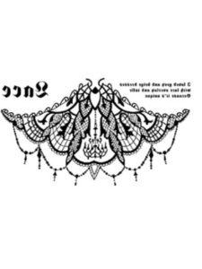 HJLHYL breast  tattoo designs