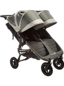 Baby Jogger b agile double stroller