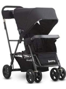 Joovy b agile double stroller