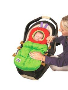 Eric Carle bunting bag  toddler strollers