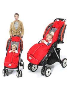 Hibabys bunting bag  toddler strollers