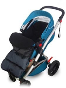 Staron bunting bag  toddler strollers