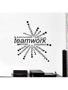 Wallstickers4ever buy  office words