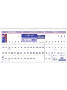 ACCO Brands calendar timeline