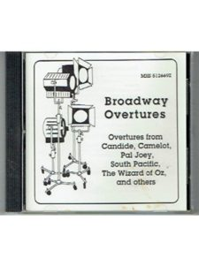 Musical Heritage Society candide  broadway musicals