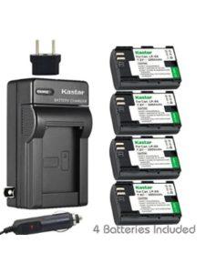 Kastar battery life