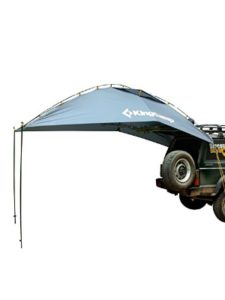 KingCamp canopy  suv tailgate tents