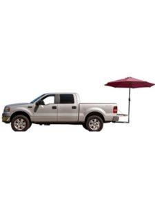Tailbrella canopy  suv tailgate tents