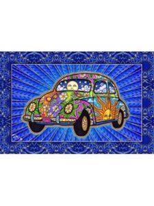 Dan Morris Art & Design car morris