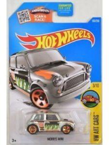 Mattel car morris