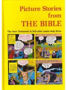 Scarf Press    cartoon bible stories