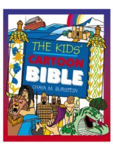 The Jewish Publication Society    cartoon bible stories