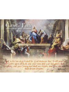 Catholic to the Max    catholic calendar 2019S