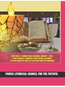 Independently published    catholic calendar 2019S