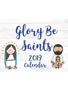 Our Sunday Visitor    catholic calendar 2019S