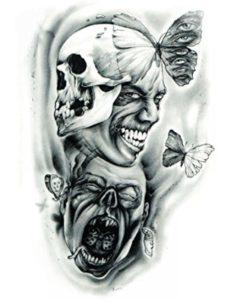 GGSELL celtic  tattoo stencils