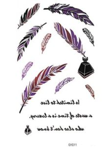 Grashine celtic  tattoo stencils