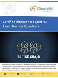 amazon certification  blockchain technologies