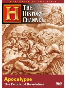 A&E Home Video channel  bible documentary histories