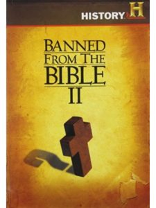 History Channel channel  bible documentary histories