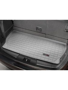 WeatherTech chevy traverse  cargo covers