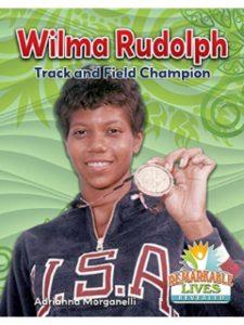 Crabtree Publishing Company child  wilma rudolphs