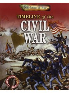 Gareth Stevens Pub Secondary Lib    civil war timelines