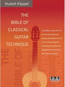 AMA Verlag classical book  guitar techniques