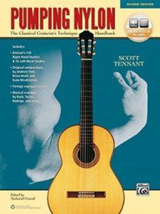 Alfred Music classical book  guitar techniques