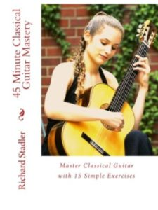 CreateSpace classical book  guitar techniques