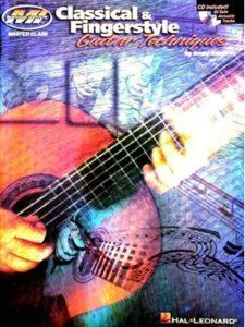 Musicians Institute Press classical book  guitar techniques