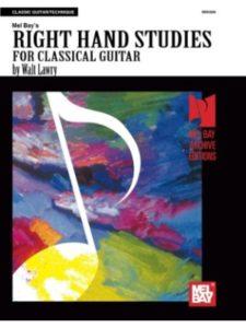 Mel Bay Publications, Inc. classical right hand  guitar techniques