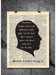 Local Vintage Prints martin luther king