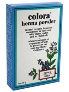Colora Henna henna powder