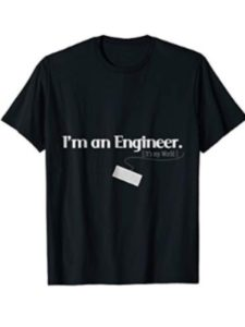 Computer Engineer t shirt for gifts computer graphic engineer