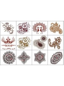 Kaz Creations henna designs